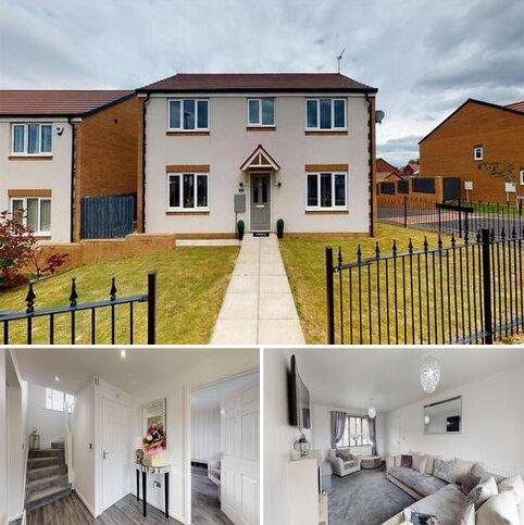 4 bedroom detached house for sale - Woodham Drive, Sunderland