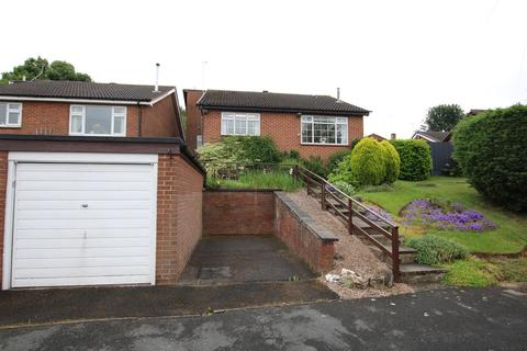 3 bedroom bungalow for sale - Chatsworth Drive, Tutbury