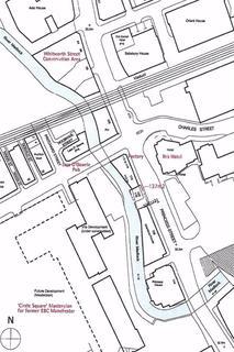 Land for sale - Princess Street, Manchester