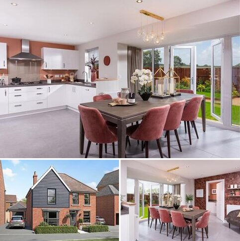 4 bedroom detached house for sale - Plot 41, Holden at New Lubbesthorpe, Tweed Street, Lubbesthorpe, LEICESTER LE19
