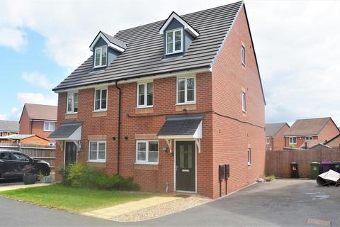 3 bedroom semi-detached house for sale - Jennie Lee Avenue, Wolverhampton, WV11 3LZ