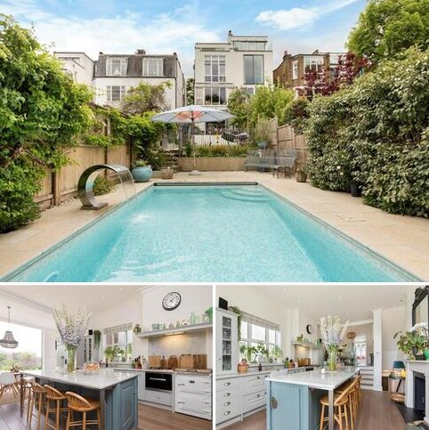 5 bedroom semi-detached house for sale - Deodar Road, Putney, London, SW15