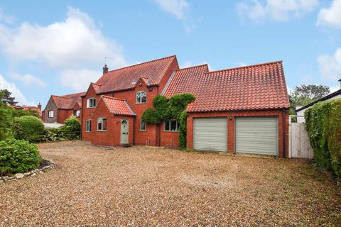 4 bedroom detached house for sale - Holt Road, Brinton, Melton Constable