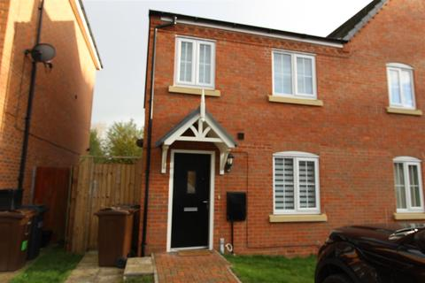 3 bedroom semi-detached house to rent - Oxford Grove, Chelmsley Wood