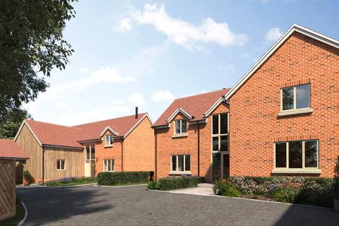 4 bedroom detached house for sale - New Houses, Cliddesden, RG25