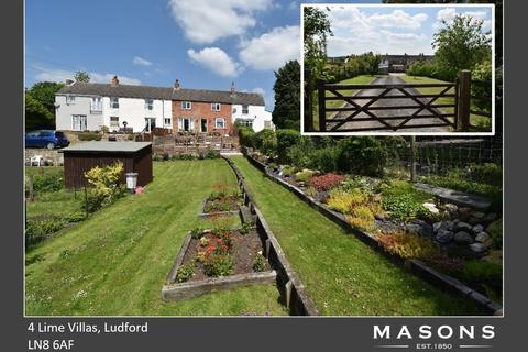 3 bedroom cottage for sale - Lime Villas, Ludford, Market Rasen LN8 6AF