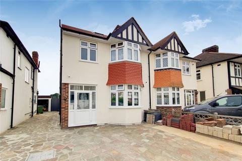 6 bedroom semi-detached house for sale - Castleford Avenue, New Eltham, London, SE9