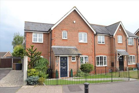 4 bedroom semi-detached house for sale - Whitmore Crescent, Chelmsford