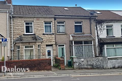 4 bedroom terraced house for sale - Kingsland Terrace, Pontypridd