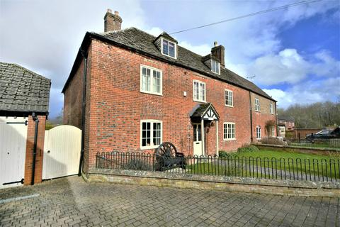5 bedroom semi-detached house for sale - Wick Farmhouse, Lydiard Tregoze