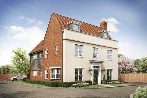 5 bedroom detached house for sale - Plot 16, The Winchester at Copperfield Place, Hollow Lane CM1