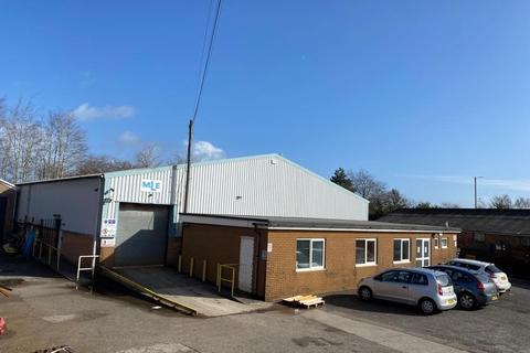 Industrial unit for sale - Land and Buildings, South Road, Bridgend Industrial Estate, Bridgend