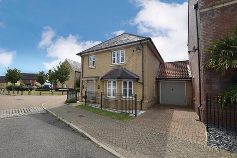 3 bedroom link detached house for sale - Loganberry Road, Ipswich IP3 9GR