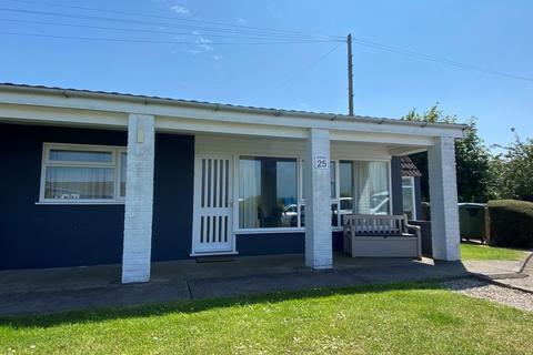 2 bedroom semi-detached bungalow for sale - Marsh Road, Broadlands Holiday Park & Marina