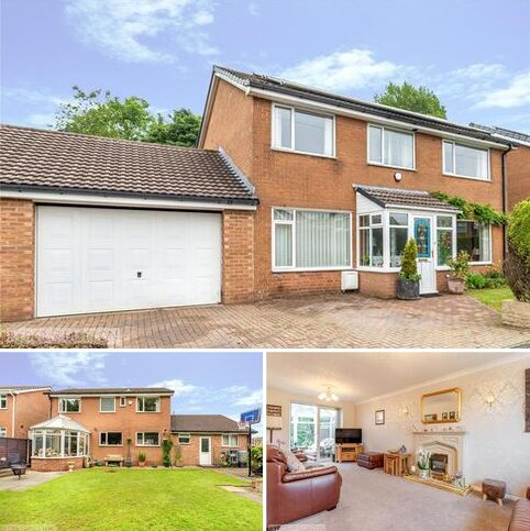 4 bedroom detached house for sale - Rishworth Rise, Shaw, Oldham, OL2