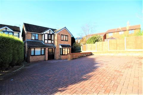 5 bedroom detached house for sale - Meremore Drive, Waterhayes, Newcastle
