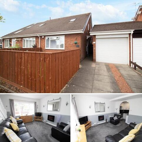 1 bedroom semi-detached bungalow for sale - Burnbridge, Seaton Burn, Newcastle Upon Tyne