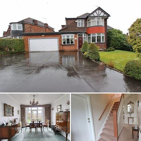 3 bedroom detached house to rent - Meade Hill Road, Prestwich M25