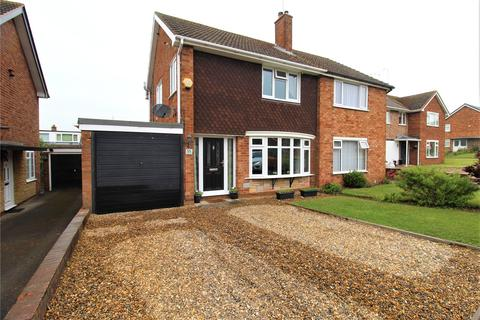 3 bedroom semi-detached house for sale - Wilkes Wood, Stafford, ST18