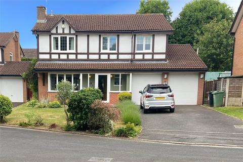 5 bedroom detached house for sale - Cloister Drive, Halesowen, B62