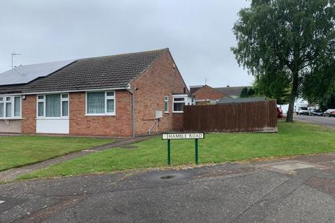 2 bedroom semi-detached bungalow to rent - 2 Bed Bungalow – Hamble Road, Oadby, Leicester, LE2 4NX. £795 PCM.