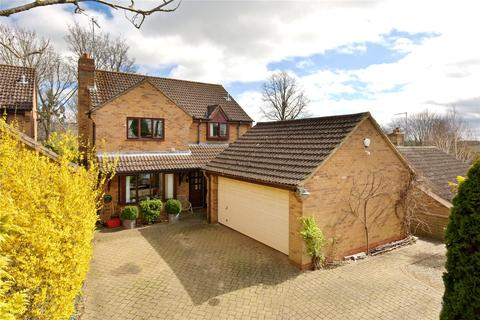 4 bedroom detached house for sale - Spring Lane, Flore, Northamptonshire, NN7