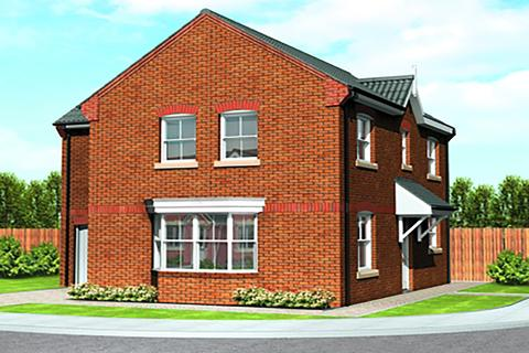 4 bedroom detached house for sale - Plot 196, The Escrick at Staynor Hall, Staynor Link YO8