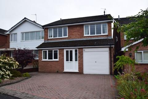 4 bedroom detached house for sale - Penryn Road, Park Hall, Walsall, WS5 3EU