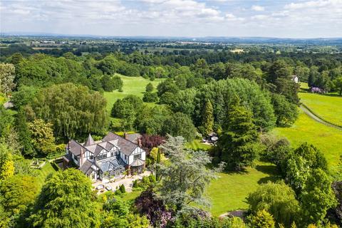 5 bedroom detached house for sale - Wilmslow Road, Mottram St. Andrew, Macclesfield, Cheshire, SK10