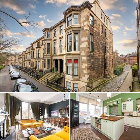 5 bedroom character property for sale - Athole Gardens, Glasgow, G12