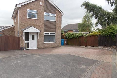3 bedroom detached house for sale - Ilford Close, Ilkeston