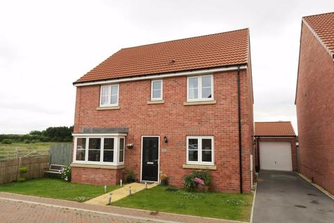 4 bedroom detached house for sale - Maple Close, Market Weighton