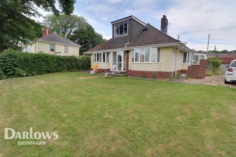 4 bedroom detached bungalow for sale - Wesley Place, Ebbw Vale