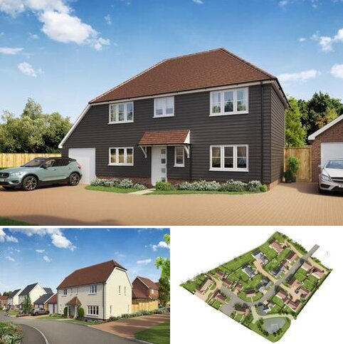 3 bedroom detached house for sale - Plot 2 at Bloomery Fields, Bloomery Way, Maresfield, East Sussex TN22
