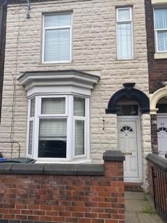 2 bedroom terraced house to rent - Campbell road , Stoke , Stoke-on-Trent  ST4