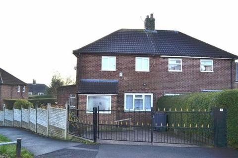 2 bedroom semi-detached house to rent - Hogarth place , Newcastle , Newcastle under Lyme  ST5