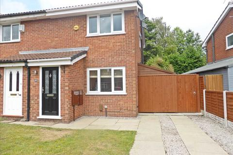 2 bedroom semi-detached house for sale - St Davids Drive, Callands, Warrington
