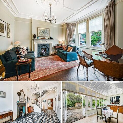 6 bedroom semi-detached house to rent - Foster Road, Chiswick, London, W4