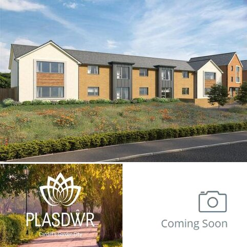 2 bedroom apartment for sale - Apartments At Dol Werdd, Plasdwr, Llantrisant Road, Cardiff, CF5