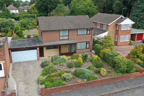 4 bedroom detached house for sale - Lawson Road, Wrexham