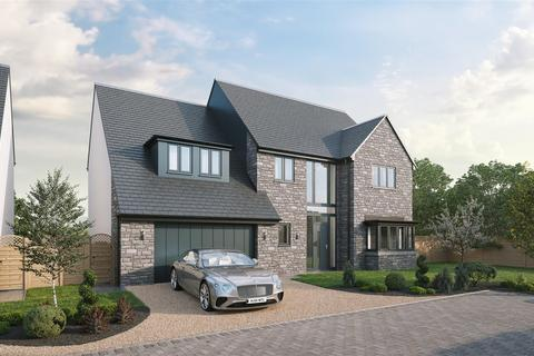 6 bedroom detached house for sale - Plot 11, The Raglan, Gower Heights, Gower Road, Upper Killay, Swansea