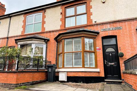 3 bedroom terraced house for sale - Church Avenue, Leicester
