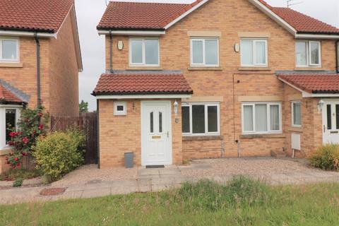 3 bedroom semi-detached house for sale - Maple Drive, Widdrington, Morpeth