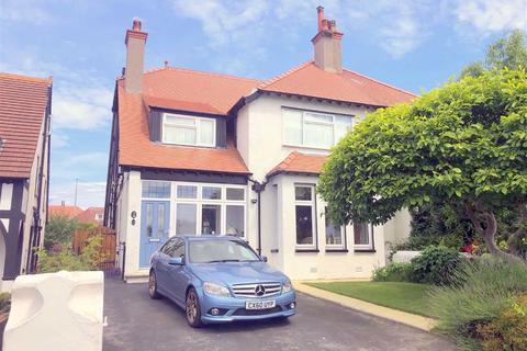 6 bedroom semi-detached house for sale - Roumania Crescent, Craig Y Don, Llandudno, Conwy