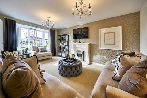 4 bedroom detached house for sale - The Haddenham - Plot 157 at Marston Grange, Beaconside, Marston Gate ST16