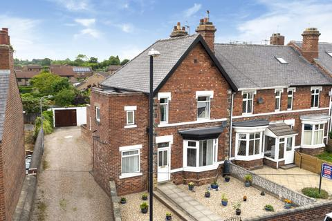 3 bedroom end of terrace house for sale - York Road, Tadcaster, North Yorkshire