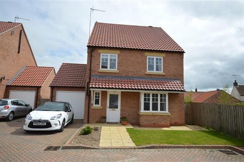 5 bedroom detached house for sale - Byre Way, Burton Fleming, Driffield, YO25 3QA