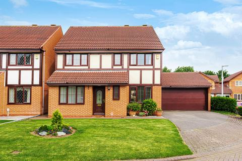 5 bedroom detached house for sale - Chester Avenue, Beverley, East Yorkshire , HU17 8UX