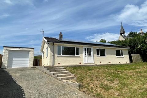 3 bedroom bungalow for sale - Bontgoch, Talybont, Ceredigion, SY24
