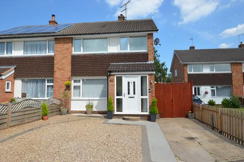3 bedroom semi-detached house for sale - Tyringham Road, Wigston, LE18 3QA